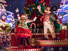 Magic Kingdom - Look Mickey, It's Snowing (Jeff Krause Photography) Tags: christmas christmastime disney kingdom mvmcp magic main merry mickeys minnie once pararde party performers presents snow street tree upon very wdw characters orlando florida unitedstates us