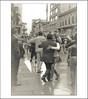 tango en la calle (2) (pilaraf14) Tags: baile dancing tango calle street monocromática monochrome teatrosolís lacumparsita