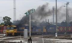 NR70 has Problems (damoN475photos) Tags: nr70 an4 nr103 3ms4 mft nationalrail