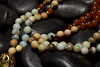 Close up Mala Beads (It's my whole damn raison d'etre) Tags: mala beads necklaces product display yoga website