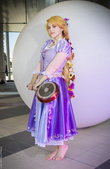 _MG_5023 (Mauro Petrolati) Tags: gumiku cosplay cosplayer rapunzel disney romics 2017