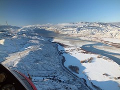 1712230008 (Jan Nademlejnsky) Tags: kamloops winterbeauty nademlejnsky airborne northwing quest gt5 hangglider trike flying ultralight southridge sandbars