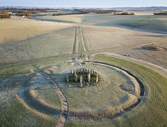 Stonehenge (DazaT) Tags: stonehenge wiltshire uk neolithic bronzeage prehistoric monument 3000bc cold frosty morning