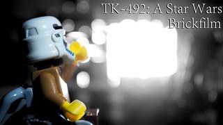 TK-492: A Star Wars Brickfilm (Work in Progress)