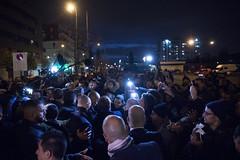 2017-11-13: Clichy-sous-bois (Elysée - Présidence de la République) Tags: foule quartier populaire emmanuelmacron