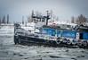 Tugboat (Go See Do Photos) Tags: greatlakes lakemichigan stjoseph ice snow winter boat tugboat