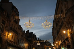 Illuminations de Dijon (godran25) Tags: europe france bourgogne burgundy dijon hiver winter invierno light lumière illumination illuminations 2017 2018 éclairage lightning nuit night color colors couleur couleurs street rue ruedelaliberté