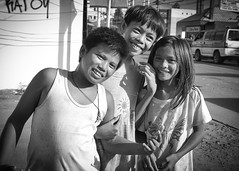 All Smiles (Beegee49) Tags: street children smiling boys girl bacolod city philippines