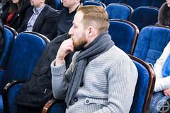 В Минской духовной академии прошла встреча с православным миссионером Русланом Яроцким