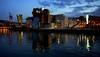 Bilbao (Fjmc65) Tags: río reflejo luz bilbao vizcaya españa paísvasco puente guggenheim dynamic hdr pentax