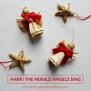 """Hark! the herald angels sing, """"Glory to the newborn King!"""" Peace on earth, and mercy mild,  God and sinners reconciled.  Joyful, all ye nations, rise,  Join the triumph of the skies;  With th' angelic host proclaim, """"Christ is born in Bethlehem."""" Hark! th (rcokc) Tags: hark herald angels sing """"glory newborn king"""" peace earth mercy mild god sinners reconciled joyful all ye nations rise join triumph skies with th' angelic host proclaim """"christ is born bethlehem"""" king musicmonday edmond edmondok okc advent christmas oklahoma oklahomacity"""