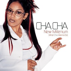 Cha Cha New Millenium (What Cha Wanna Do) (tw-123) Tags: chacha deardiary parrisfranz rapper detroitrapper