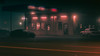 Along South Tacoma Way (llabe) Tags: city urban cinematic mood nightshot nightlights night foggy fog automotiverepair automotive automobile cars southtacomaway tacoma washington nikon d750