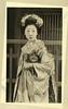 Maiko Kosome 1930s (Blue Ruin 1) Tags: maiko apprenticegeisha geiko geisha kyoto japanese japan showaperiod 1930s postcard kosome