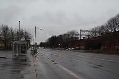Christmas Day in Glasgow (2) (daniel0685) Tags: christmasday glasgow scotland wet rain uk quiet christmas emptystreets scottishwinter