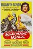 Elephant Walk (1954) (BudCat14/Ross) Tags: movieposter elephantwalk elizabethtaylor paramount 1950s