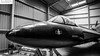 Hawker Hunter F.6 (M J Robinson Photography) Tags: 2016 cornwall holiday cornwallatwarmuseum davidstowairfield raf faa british royal air force hawker hunter f6 xg164 fighter aviation photography nikon d7100 nikond7100