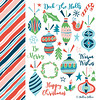 Deck The Halls (hangtightstudio) Tags: design designer surfacedesign surfacepattern patterndesign scrapbooking christmas christmaspattern christmasprint graphic graphicdesign illustration illustrations create printpattern dowhatyoulove artlicensing heatherdutton hangtightstudio