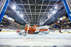 """Kansas City Mavericks vs. Colorado Eagles, December 16, 2017, Silverstein Eye Centers Arena, Independence, Missouri.  Photo: © John Howe / Howe Creative Photography, all rights reserved 2017. • <a style=""""font-size:0.8em;"""" href=""""http://www.flickr.com/photos/134016632@N02/38255742975/"""" target=""""_blank"""">View on Flickr</a>"""