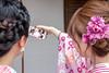 Mk2 (21mapple) Tags: kyoto nanzen nanzenji kimono japan japanese mobile