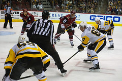 NHL Hockey: Penguins vs Coyotes (jswensen2012) Tags: hockey arizona nhl pittsburghpenguins arizonacoyotes sidneycrosby