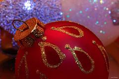 Bon Nadal - Merry Christmas - Feliz Navidad (Vicent Ramiro) Tags: macromondays memberschoicebokeh bokeh nadal navidad christmas red rojo merrychristmas bonnadal feliznavidad