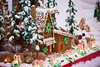 mountain home (raspberrytart) Tags: festivaloftrees christmas gingerbread gingerbreadhouse gingerbreadcookie cookie candy decorating nikon d7100
