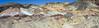 Death Valley 102 (Tasmanian58) Tags: artist pallet artistpallet california deathvalley rock colors erosion alteration zeiss loxia landscape rain sun weather