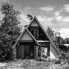 A (Mauricio Zamudio Faura) Tags: mamiya c330 kodak trix 400 shack cabin monochrome blackandwhite bw 6x6 medium format tlr
