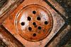 Day #3657 (cazphoto.co.uk) Tags: panasonic lumix dmcgx8 panasonic1235mmf28lumixgxvarioasphpowerois project365 beyond3653 040118 blackmore ceramic clay drain drainage stlaurencechurch terracotta details