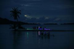 The evening at the Hotel. The Four Seasons Hotel Bora Bora, French Polynesia. Dec/2017 (EBoechat) Tags: theeveningatthehotelthefourseasonshotelborabora frenchpolynesiadec2017 polinesia francesa paradise paraiso