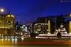 17-12-29 Madrid calle Alcalá (3) O01 (Nikobo3) Tags: europe europa españa spain madrid lacibeles callealcalá granvía bancodeespaña paseodelprado paseoderecoletos urban street lahoraazul arquitectura architecture nocturna nikon nikond800 d800 nikon247028 nikobo joségarcíacobo color