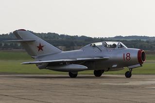 PZL-Mielec SBLim-2 (Mikoyan-Gurevich MiG-15UTI) - 14