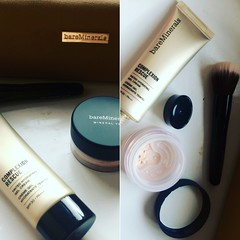 Shine baby! (Mona Smile) Tags: cosmetics beauty girlie bare minerals fresh glow
