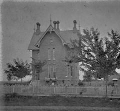 Dighton Home at 915 N State Street, Monticello, IL (RLWisegarver) Tags: piatt county history monticello illinois usa il