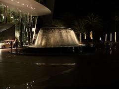 P1050772 (Hello Baton Rouge) Tags: dubai unitedarabemirates fountain nightphotography nightscene hotel buildings building