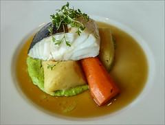 Heute gab es Fisch / Today there was fish (ludwigrudolf232) Tags: fisch speisen