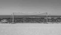 Let's play (amcatena) Tags: field sand game football soccer sports futbol portugal alentejo