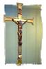 Cross in Logmannshlidarkirkja (k.agnars / Kristjana Agnarsdóttir) Tags: church churchinakureyri churchiniceland cross jesus kirkja kirkjaánorðurlandi kirkjaáíslandi kross lögmannshlíð lögmannshlíðarkirkja crucifix crucifixion gullkross