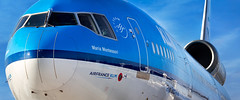 Maria Montessori (PH-OTO) Tags: klm md11 farewell phkcb amsterdam airport schiphol aviation airplane aircraft blue sky