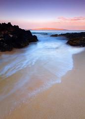 Ocean's Breath (priyaswtc) Tags: maui sunrise secretbeach hawaii ocean breathing breath meditation consciousness awareness