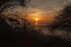 Essex Westcliff (daveknight1946) Tags: essex southend westcliff sunrise pier riverthames sundaylights greatphotographers