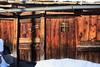 Legno e Neve (Roveclimb) Tags: mountain montagna alps alpi piemonte escursionismo skitouring scialpinismo ciaspole snow neve winter inverno pizzetto bannio bannioanzino anzasca domodossola balmo door wood legno alm hut baita