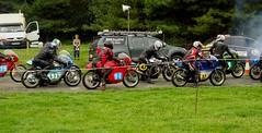 Classic Race Bikes Ready To Go Tonfanau Aug 2017 (mrd1xjr) Tags: classic race bikes ready to go tonfanau aug 2017
