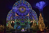 Spailliera Wall (chooyutshing) Tags: luminariewall luminarielightsculpture lightedup gardensbythebay christmaswonderland christmasfestival2017 attractions celebrations baysouth marinabay singapore