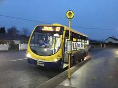 Dublin Bus WS1 (172-D-22735) (Dublin Bus DT Class Fan.) Tags: wright streetlite daimler 5l mercedes ws ws1 donnybrook 63 172d22735