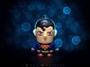 Superman (www.studio360fotografia.es) Tags: superman olympus em10 omd circulos flares bokeh colores colors desenfoque macro superheroe muñeco toy pentacon 80mm 28 projector proyector
