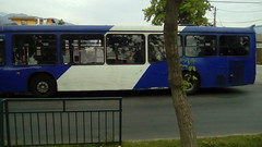 Buses de #SubusChile en AvenidaEjercitoLibertador #PuenteAlto #SantiagodeChile (manueleugeniomelivilúmaulén) Tags: santiagodechile puentealto subuschile