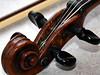 Violine headstock (robárt shake) Tags: violine geige