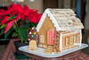 Gingerbread house (/Paola/) Tags: nikon d3100 35mm gingerbreadhouse casetta pandispezie natale christmas sweets